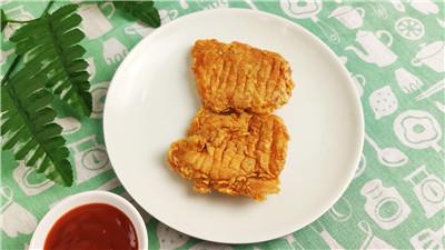 肯德基式鸡肉块的做法