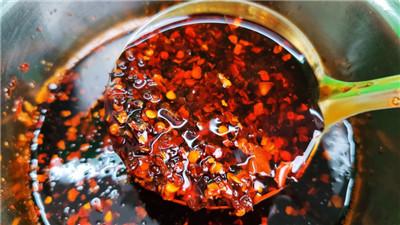 凉拌菜专用红油的做法
