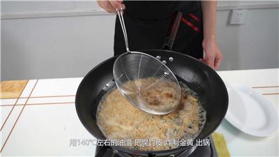 腐竹皮的炸制方法