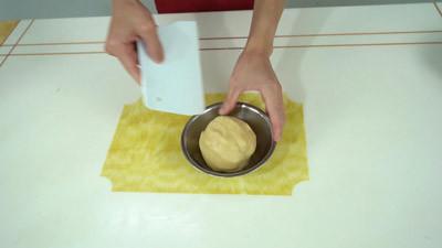 绿豆饼酥皮的做法