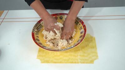 绿豆饼油皮的做法