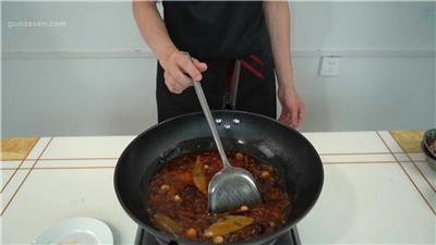 麻辣烫红油的做法