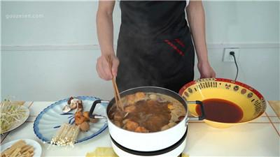 各类菜品的烫制方法
