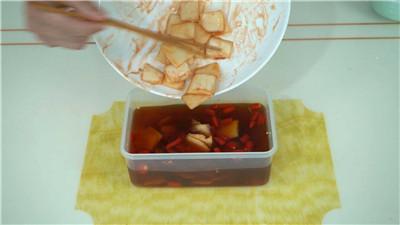 酱萝卜皮的做法