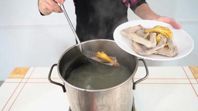 鸭肉原汤的做法