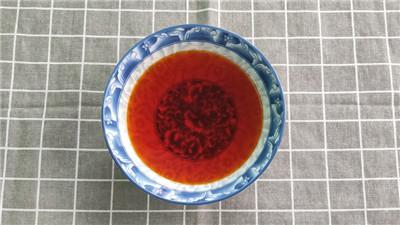 烧烤红油的做法