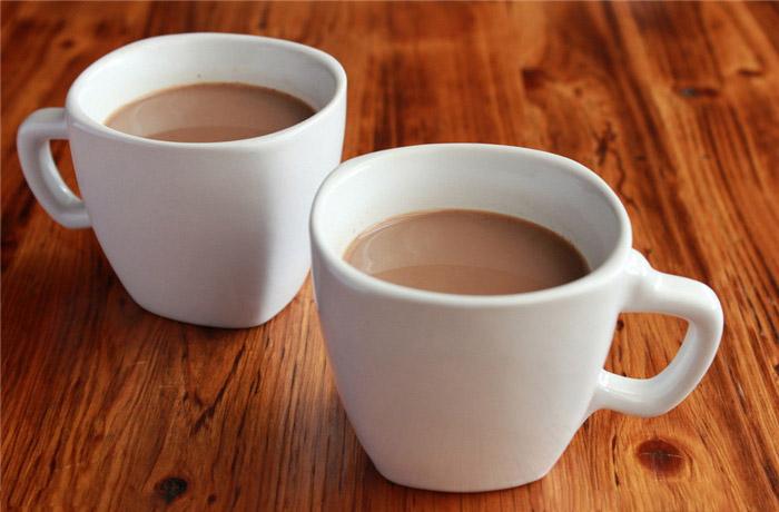 奶茶培训效果图