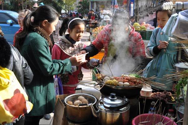 南京学小吃技术去哪里比较好